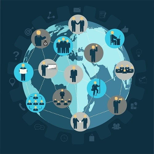 Global Mindset, Employee, Mobility, Talent, Business, Social Media