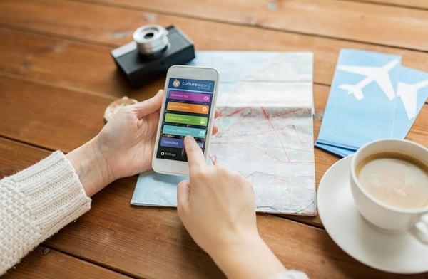 Mobile App CWP.ai