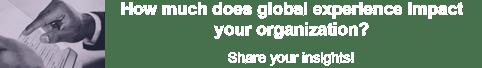 Global Mindset Survey