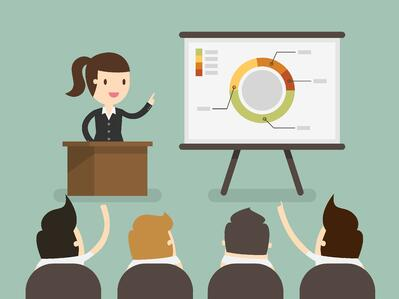 how to give powerful presentations around the globe